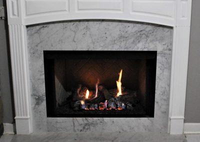 Monesson Vent Free Firebox -w