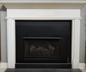 Daytona Stone Mantel demo
