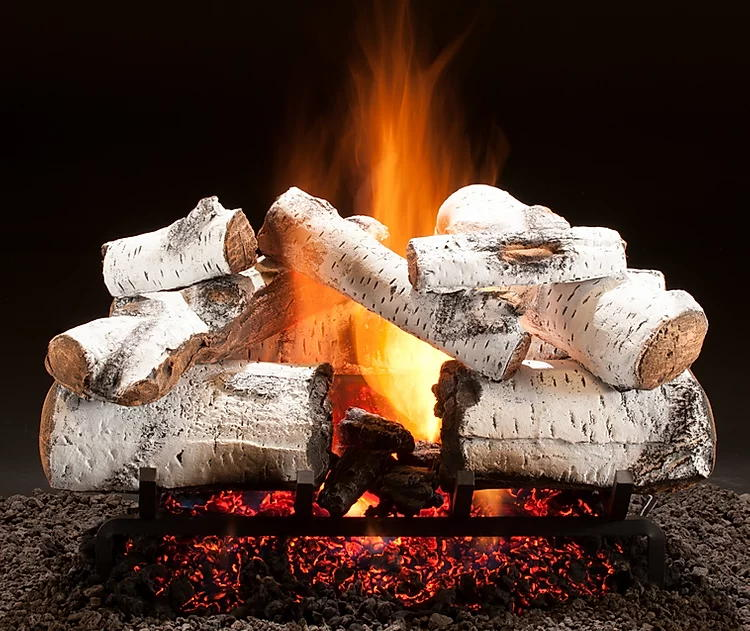Hargrove Aspen Timbers Vented Gas Logs
